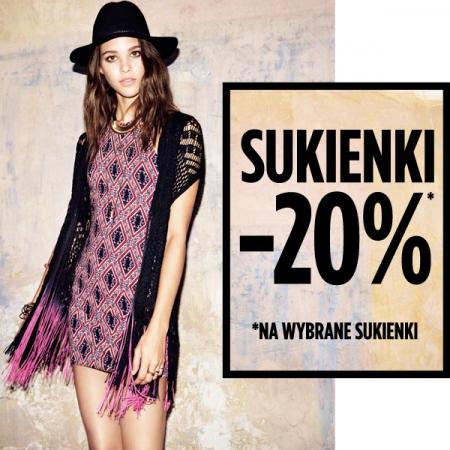 Sukienki taniej o 20% @ Tally Weijl