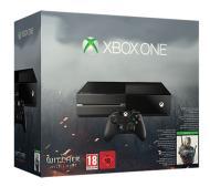 Xbox One 500GB + Wiedźmin 3