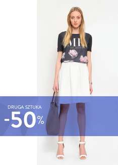 -50% na co drugi produkt @ Top Secret