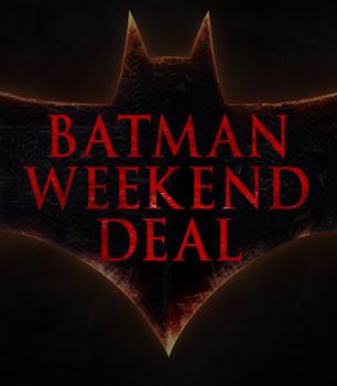 Promocja na gry z serii Batman @ Steam