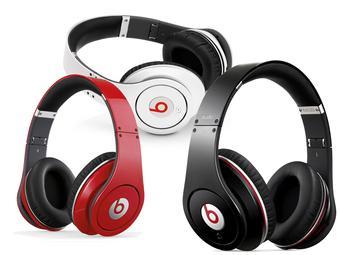 Słuchawki Beats by Dre Studio MK1 (recertyfikowane) za 399,9zł @ iBOOD