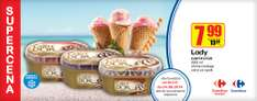 Lody Carte D'or za 7,99 zł @ Carrefour
