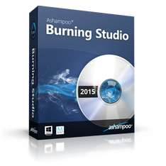 Ashampoo Burning Studio 2015 ZA DARMO @ Shareware On Sale