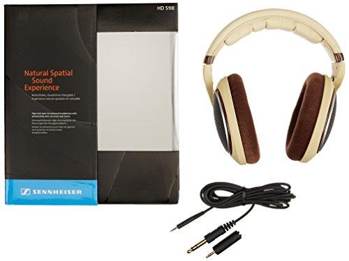 Słuchawki nauszne Sennheiser HD 598 za około 542zł @ Amazon.fr