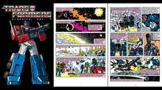 Komiksy Transformers od ok. 3 groszy @ Humble Bundle