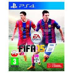 Fifa 15 (Playstation 4) za 139zł @ Tesco