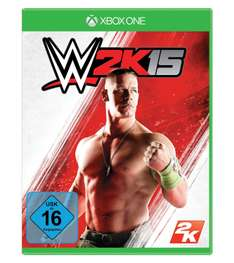 WWE 2K15 (XBOX ONE) za ok. 105zł @ Amazon.de
