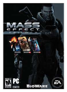 Promocyjne ceny gier -> Mass Effect Trilogy i C&C: The Ultimate Collection @ Amazon US