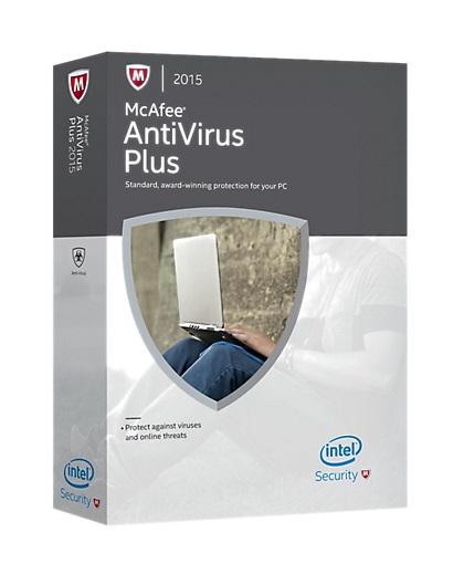 DARMOWY McAfee AntiVirus Plus 2015 (6 miesięcy) @ Shareware On Sale