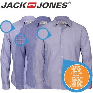 3 koszule męskie XL Jack and Jones za 199,90zł @ iBood