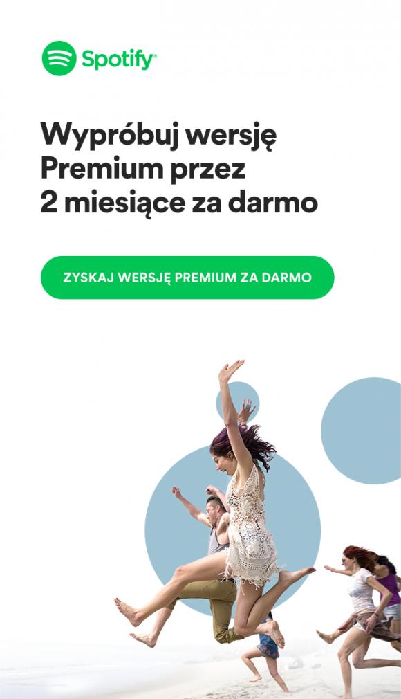 2 miesiące Spotify Premium za darmo @ Spotify