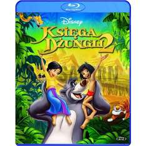 Księga Dżungli na Blu-Ray za 19,99zł @ Saturn