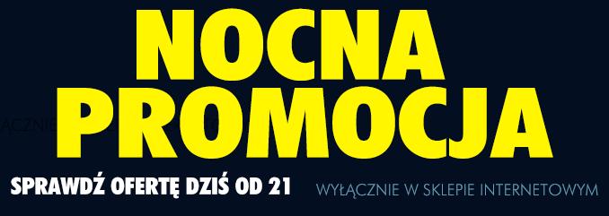 Nocna promocja w RTV EURO AGD