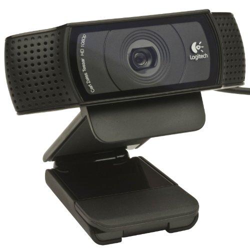 TYLKO DZISIAJ! Logitech C920 HD Webcam za ok. 215zł @ Amazon.uk