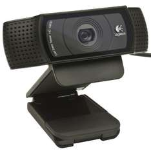 Logitech C920 HD Webcam za ~180zł @ Amazon.uk