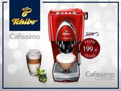 Ekspres TCHIBO Cafissimo Classic (różne kolory) 200zł taniej @ Allegro