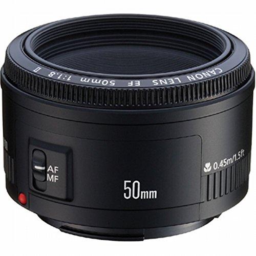 Obiektyw Canon EF 50mm/F1.8 za 362zł @ Amazon.de