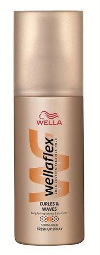 WELLAFLEX Spray do włosów Loki i fale mocno utrwalone, 150 ml za 9,99zł @ Superpharm