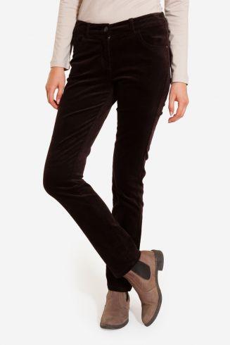 Damskie sztruksowe spodnie za 29,99zł (100zł taniej!!) @ Greenpoint