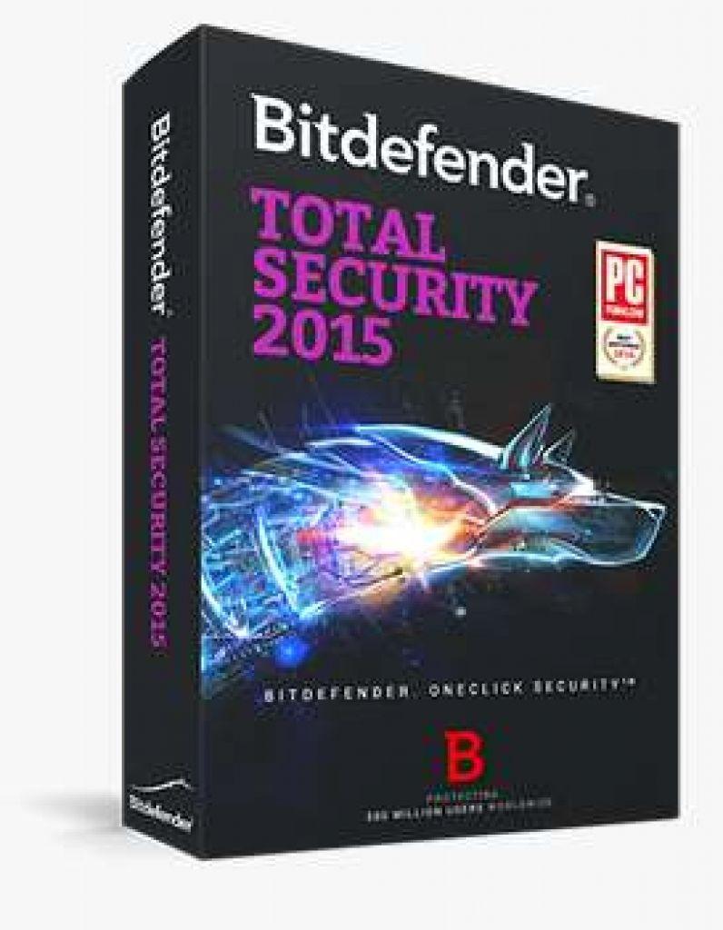 Licencja na antywirusa Bitdefender Total Security 2015 za darmo na 6 miesięcy @ Bitdefender