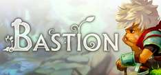 Bastion -STEAM przecena  -75%  z 10,99€ na  2,74€