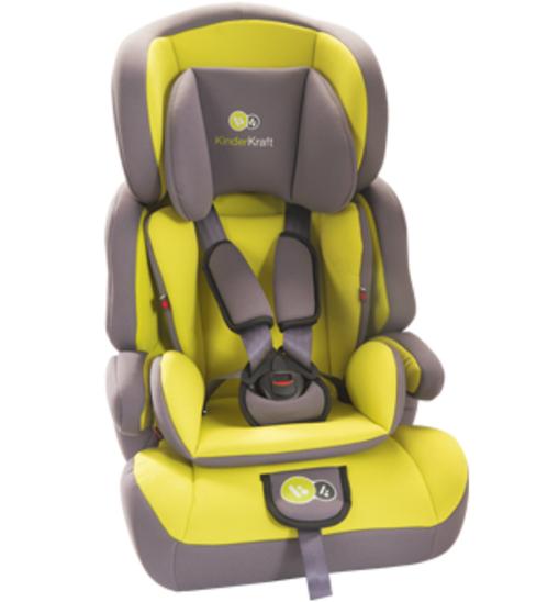 Fotelik samochodowy Kinderkraft Comfort (9-36kg, I, II i III grupa wiekowa) w cenie 149,99zł @ Intermarche