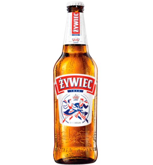 Piwo Żywiec Jasne 500ml w cenie 1,99zł Intermarche