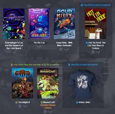 cats, Cats, CATS! (zestaw gier od ok. 37 groszy) @ Humble Weekly Bundle