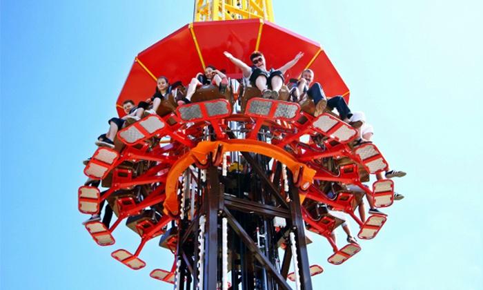 Bilet do EnergyLandia w Zatorze za 49,99 zł @ Groupon