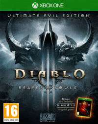 Diablo 3: Reaper of Souls - Ultimate Evil Edition (PlayStation 4, Xbox One) za 119,99zł @ Empik