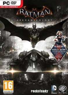 Batman: Arkham Knight (Steam) za 18.56€!!!! @instant-gaming.com