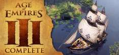 Age of Empires III: Complete Collection a 17zł @ Steam