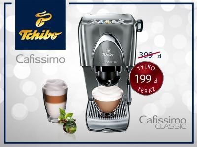 Ekspres do kawy Tchibo Cafissimo za 199zł (cena rynkowa to 399zł ) @ Allegro