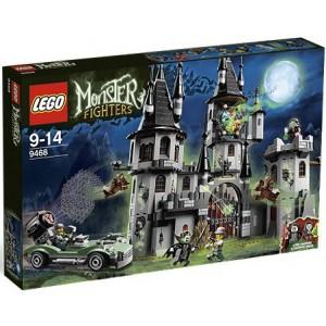 zestaw klocków LEGO ZAMEK WAMPIRÓW - Monster Fighters (9468) za 360zł @ klocki.wrocław