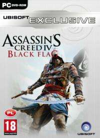 Assassin's Creed IV: Black Flag PL + DLC (PC) za 59,90 zł @ Grymel.pl