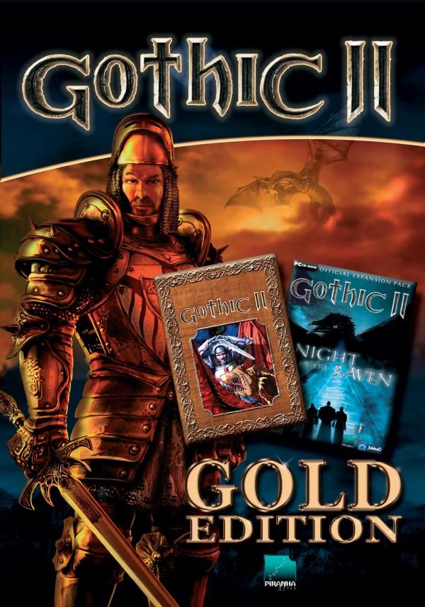 Gothic 2: Złota Edycja  (PC) za 1,99zł @ CPD