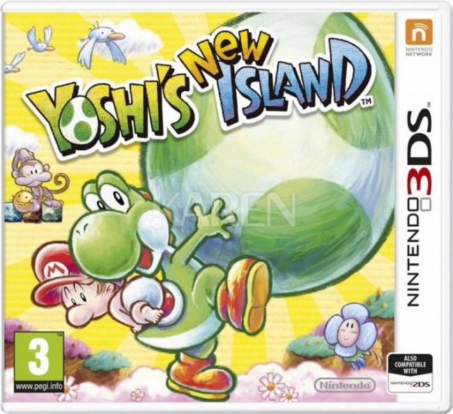 Gry na Nintendo DS w świetnych cenach (Yoshi's New Island, Disney Magical World, Mario Golf: World Tour) @ Karek/Komputronik