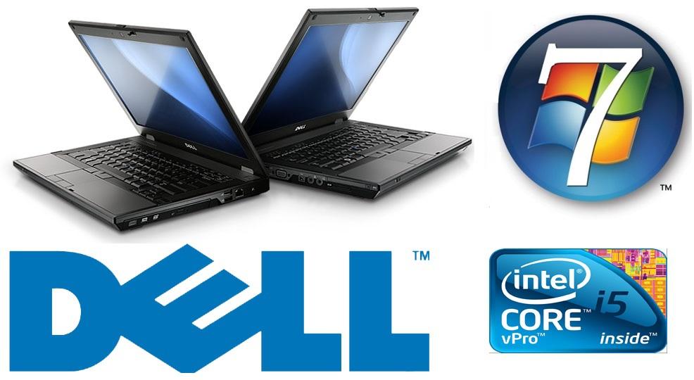 Poleasingowy laptop Dell E5410 (i5, 4GB ram, 250GB dysk, 14', Windows 7) @ Allegro