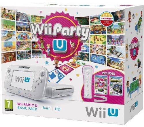 Wii U (8GB) + 2 gry za około 855zł @ Amazon.it