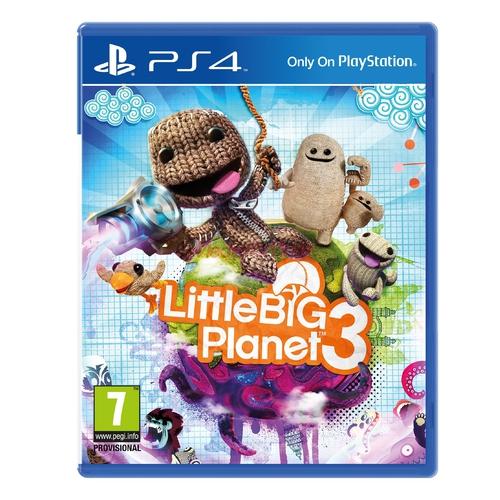 Little Big Planet na Playstation 4 za 79,90zł  (Polska wersja językowa) @ Saturn/Media Markt
