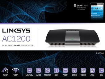 Router Linksys EA6300 Smart Wi-Fi za 219,90zł @ iBood