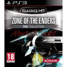 Zone of the Enders HD Collection (PS3) za 29,99zł @ Mediamarkt