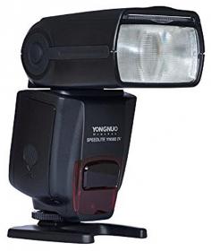 Uniwersalna lampa błyskowa Yongnuo YN-560 IV (Canon, Nikon, Olympus, Petax) za 299zł @ Satysfakcja