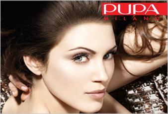 -25% na wszystkie kosmetyki do makijażu marki Pupa @ Douglas