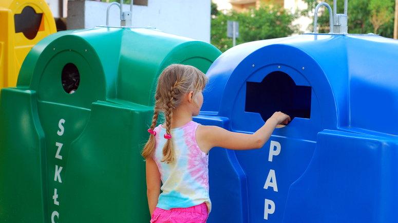 Wymień śmieci na gadżety (W-wa) @ Dzielnica Wisła. Wyjdź na czysto