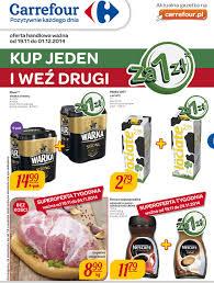 Drugi produkt za ZŁOTÓWKĘ @ Carrefour