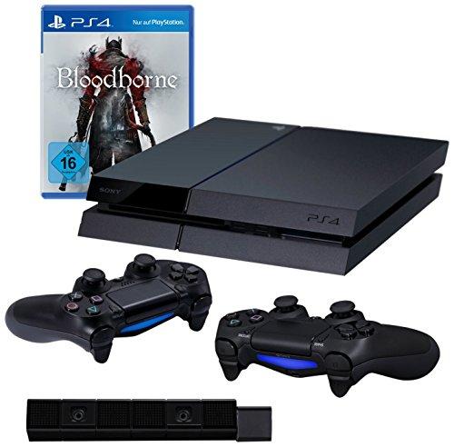 Playstation 4 + Bloodborne + dodatkowy pad + kamera za 1730zł @ Amazon.de