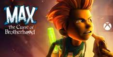 Max: The Curse of Brotherhood (Xbox One) za 1,08euro  @ CDkeys