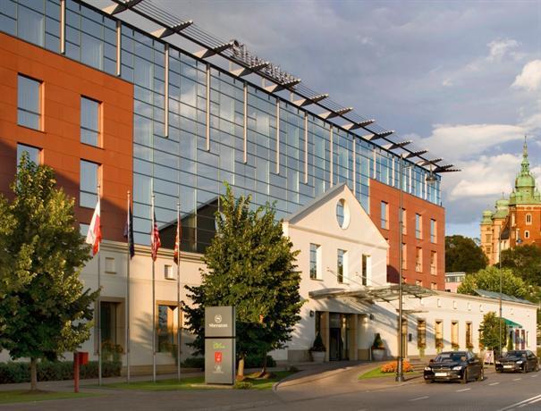 5* Hotel Sheraton Kraków 200 PLN / noc dla 2 osób ( -70% )