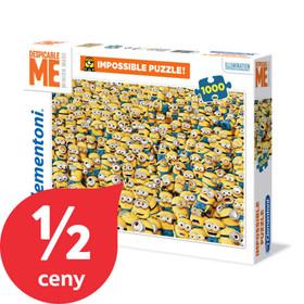 Puzzle Minionki 1000 elementów za 19,99zł (-50%) @ Tesco